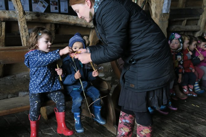 Sowing the Seed for the Tithe Barn's future