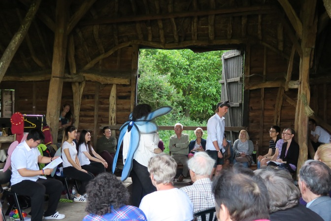 Shakespeare at the Barn