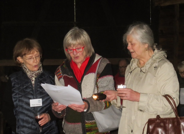 Carols at the Barn